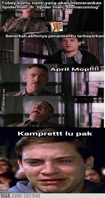 12 Meme 'April Mop' Ini Bikin Ngakak Tak Terkendali