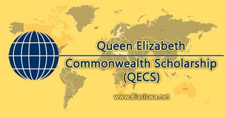 Queen Elizabeth Commonwealth Scholarship (QECS) 2019 | Biasiswa