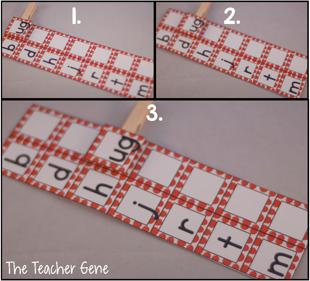 The Teacher Gene Cvc Fun And Glue Gun Love