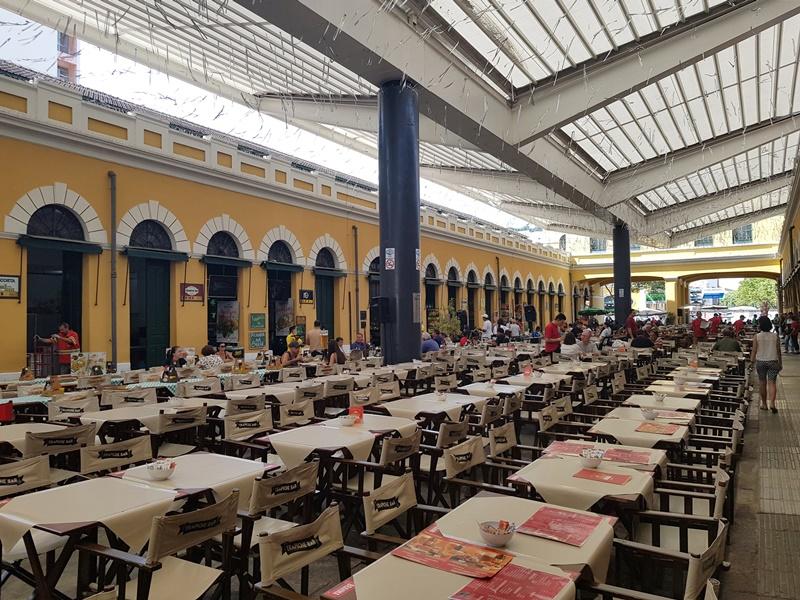 Restaurantes Florianópolis Centro