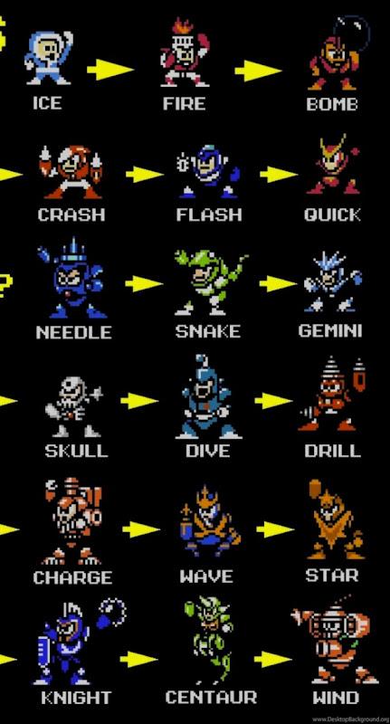 Mega Man Iphone Wallpaper Wide Wallpapers