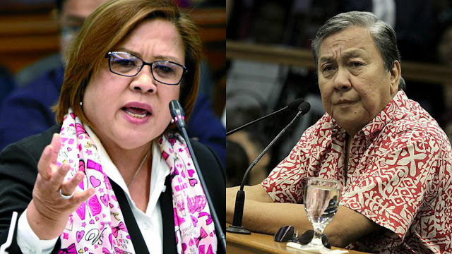 """LITO ATIENZA URGES DE LIMA TO RESIGN: 'THERE IS NO OTHER RECOURSE FOR HER BUT TO RESIGN"""""""