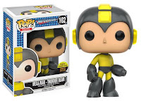 Funko Pop! Mega Man-Thunder Beam
