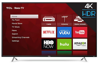 TCL 55S405 55 TV, 4K Ultra HD, TCL tv