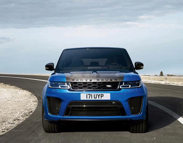 Range Rover Svr Price >> 2018 Range Rover Sport Svr Specifications Price New