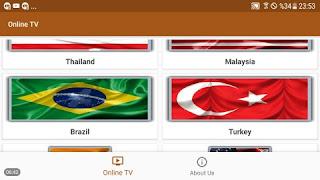 Android Telefonda Yeni TV Kanallar Online TV Apk ile izle