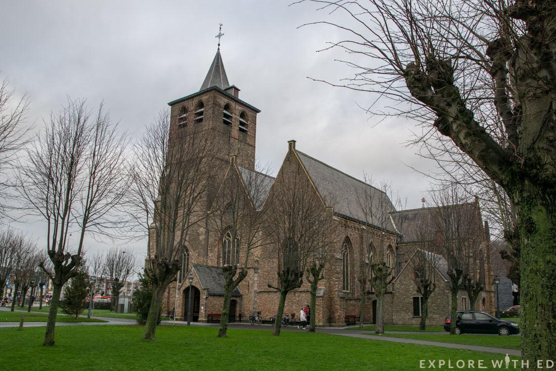Blankenberge Church