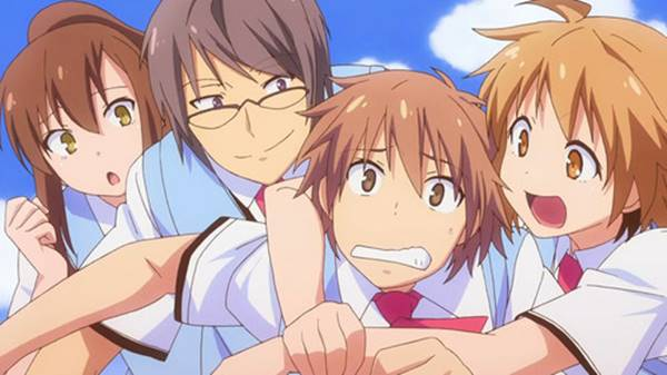 Review Anime Sakurasou no Pet na Kanojo indonesia, sinopsis anime sakurasou indonesia, anime terbaik resensi