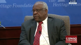Justice Clarence Thomas: 'We Are Destroying Our Instittions'