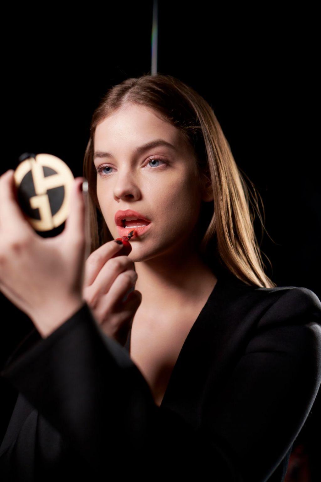 Barbara Palvin – Armani Beauty 2019