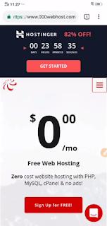 cara membuat web phising free fire gratis di android