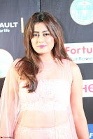 Nidhi Subbaiah Glamorous Pics in Transparent Peachy Gown at IIFA Utsavam Awards 2017  HD Exclusive Pics 23.JPG