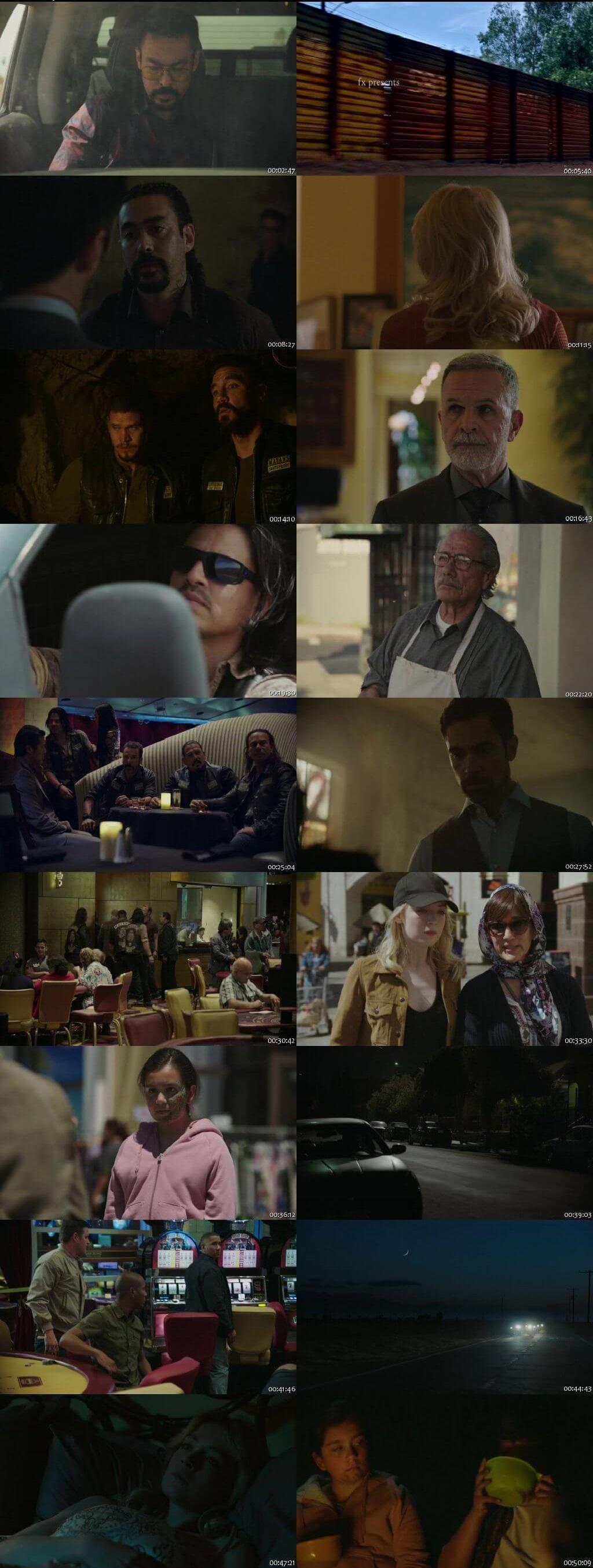 Screenshots Of English Show Mayans M C Season 01 Episode 03 2018 WEB-DL 720P 300MB