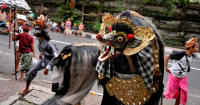 Barong dance, Barong Bangkung, Ngelawang, Barong Bangkung Ngelawang, video barong, holiday in Bali, YouTube video,