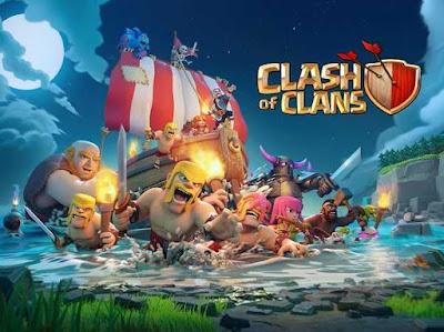 Download Clash of Clans Apk v9.24.1 Terbaru 2017