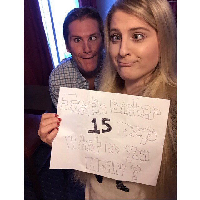 Justin Bieber What Do You Mean? Lol meghan_trainor 15Days