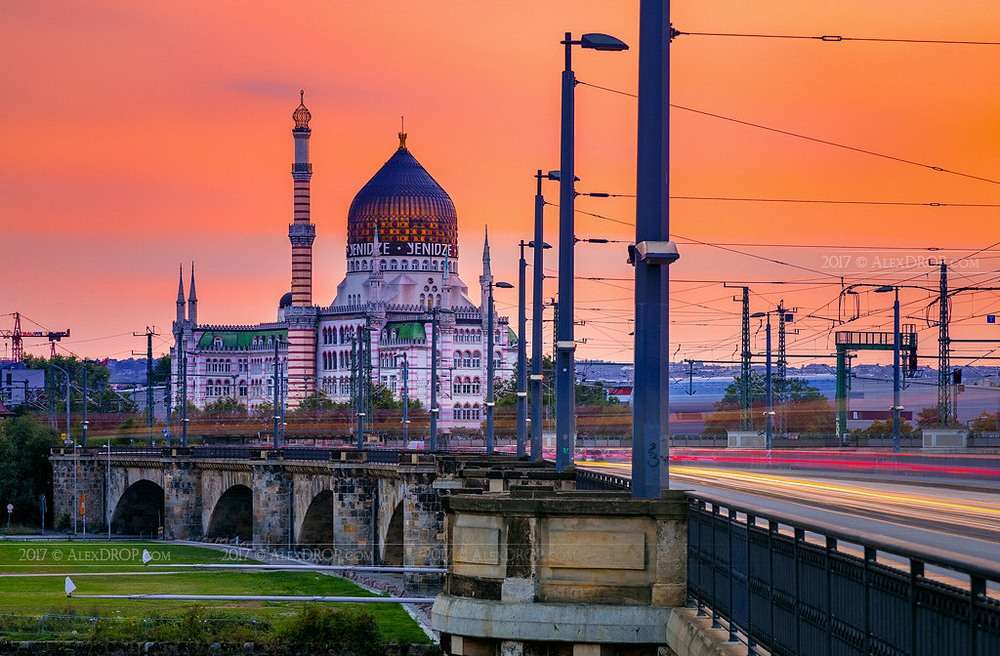 Yenidze tobacco mosque