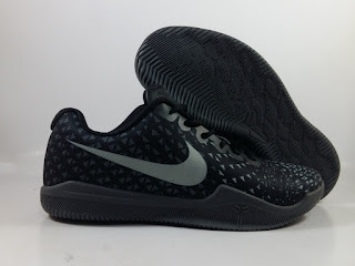 Nike Kobe Mamba Instinct Black