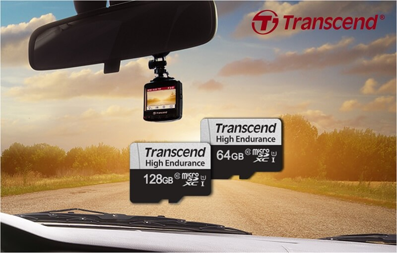 Transcend Rolls Out MicroSDXC 350V for Intensive Monitoring Applications