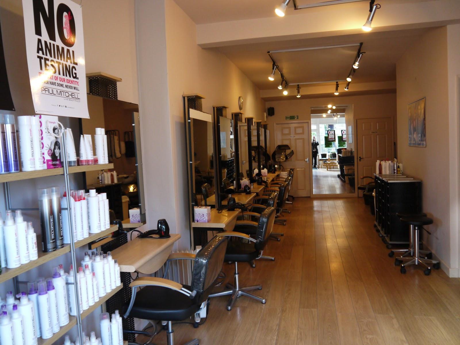 Ernest wilson nobody sells businesses better sold for Salons wilson
