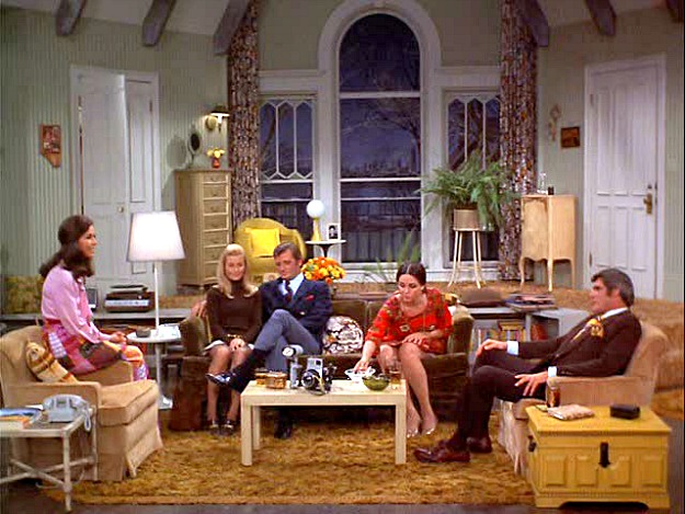 Admirable The Quiet Life My Weird Fascination With Tv Sitcom Theyellowbook Wood Chair Design Ideas Theyellowbookinfo
