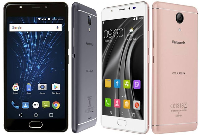 Panasonic Eluga Ray X Specs & Price