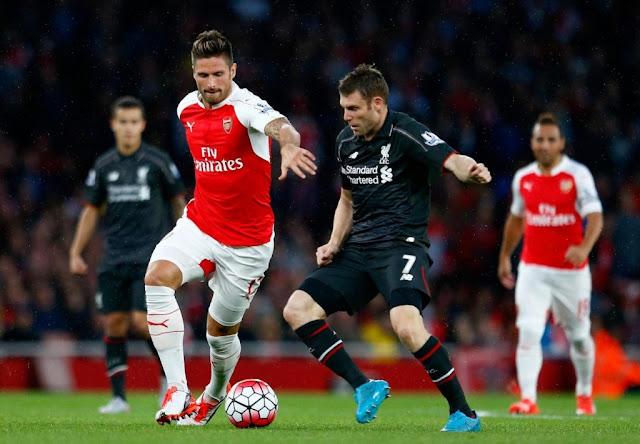 EPL 2016/2017 Matchday 26 Prediction: Liverpool vs Arsenal