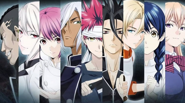 Ini Ia Lanjutan Season 3 Dari Shokugeki No Souma Sudah Resmi Diumumkan
