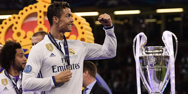 SBOBETASIA - Cristiano Ronaldo Jadi Bintang Cover Game FIFA 18