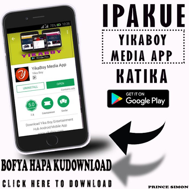 Yika Boy - Android App