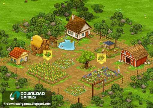 لعبة المزرعة الكبيرة Big Farm