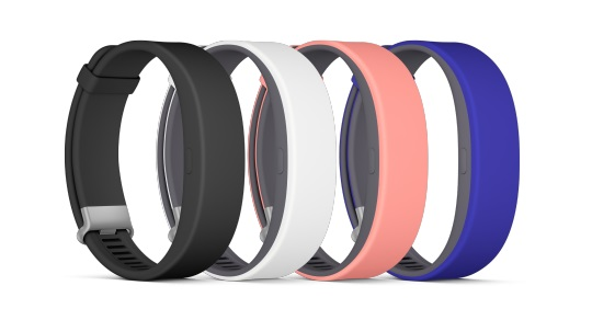 SONY introduces SmartBand 2 with heart rate sensor, compatible with Android and iOS