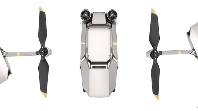 Dji Mavic Pro Platinum Accessories