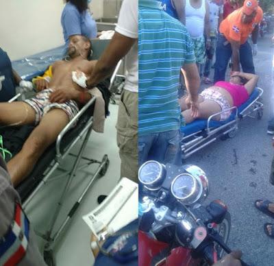 Tres personas pierden la vida y otros resultan heridos de gravedad en accidente de transito