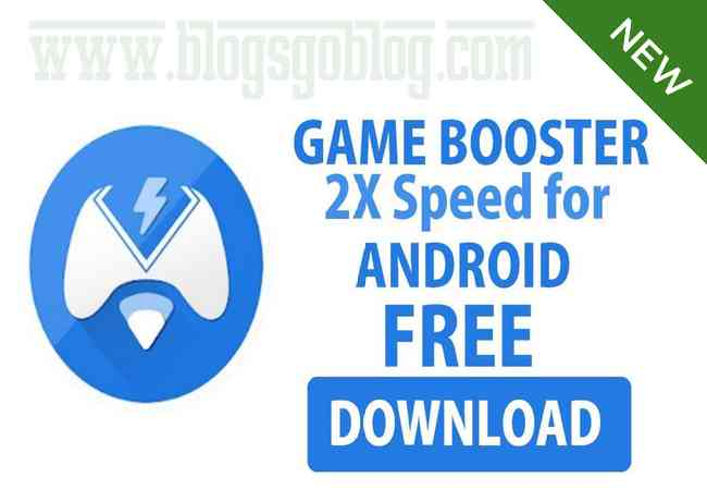 Cara Game Booster: 2X Speed For Games Apk Gratis Terbaru