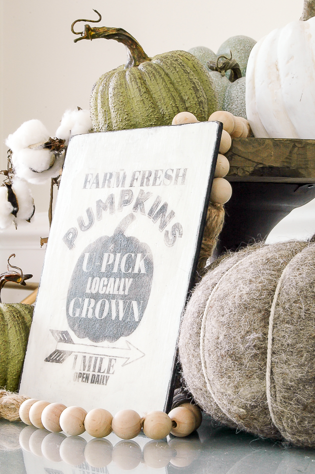 Image transfer to wood, pumpkin patch printable, free printable, fall