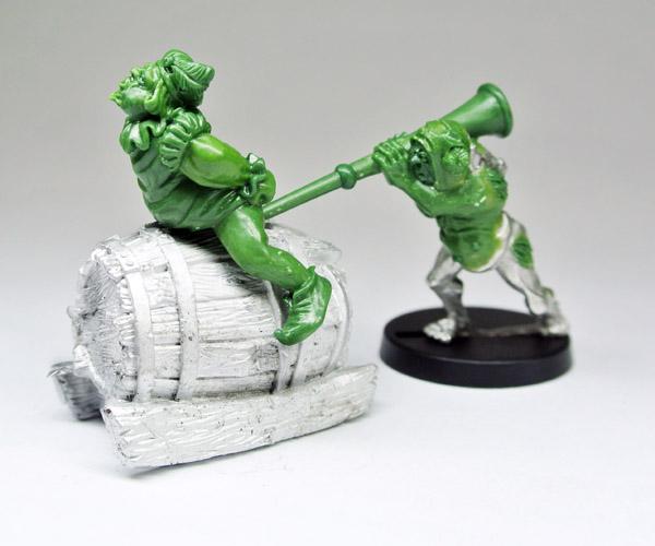Tabletop Fix: Eureka Miniatures - New 28mm Chaos Demons