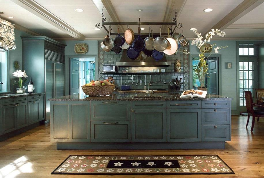 French Country Kitchen Color Schemes french country kitchen color schemes | best kitchen ideas