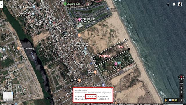 Dự án Non Nước 7ha Đường Trường Sa, Quận Ngũ Hành Sơn, Đà Nẵng