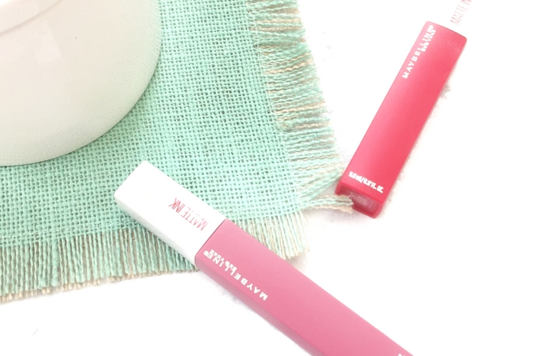 Maybelline Superstay Matte Ink Review 25 Sweetpeas