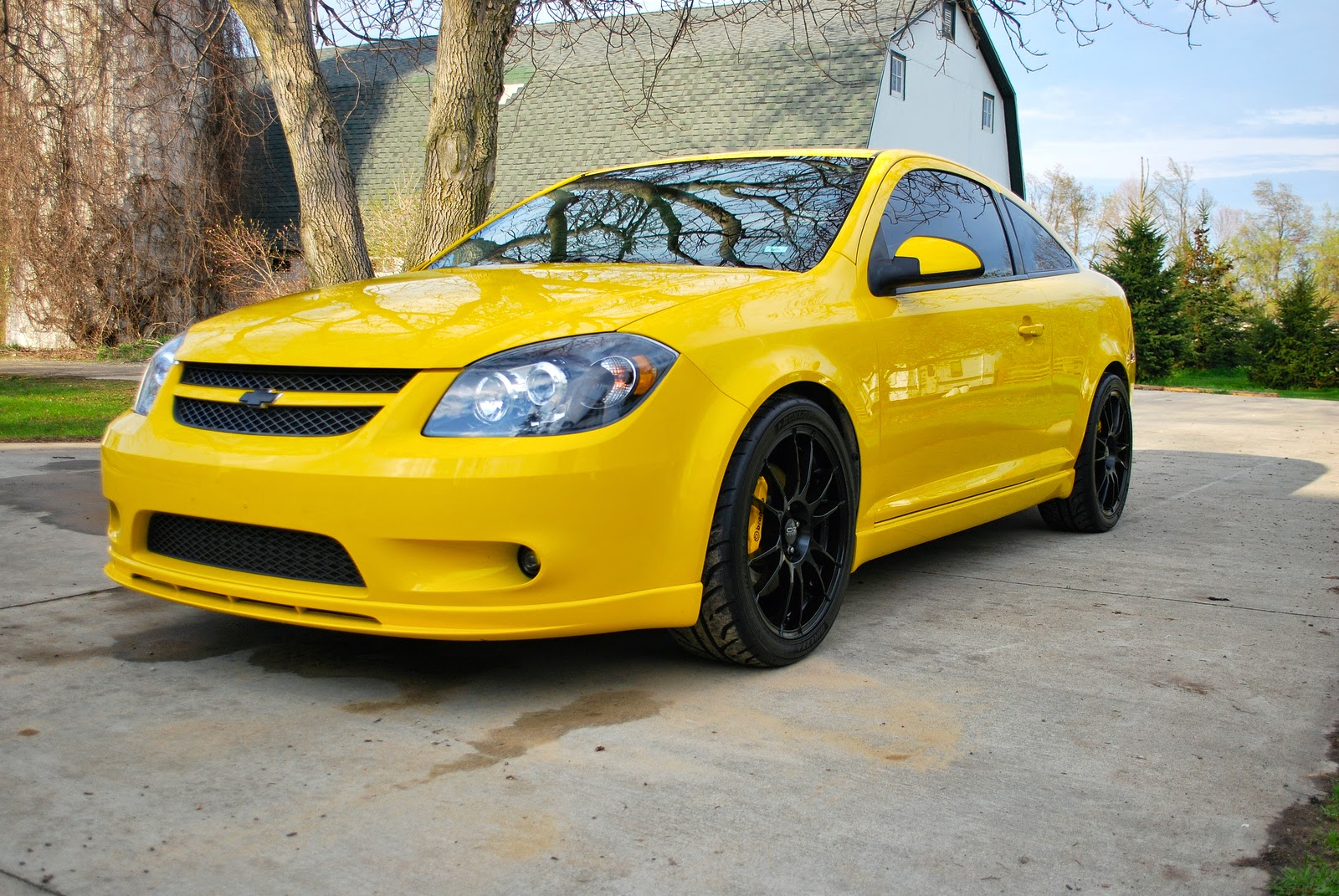 Daily Turismo: 10k: Bumble Beater: 2009 Chevrolet Cobalt SS