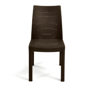 Keter Milan Dining Chair (2 Piece Set) by Keter