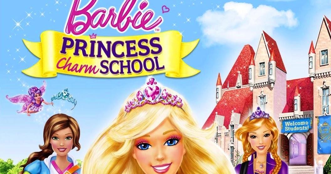 Barbie New Movies In Urdu: Cartoons Movies Hindi / Urdu: Barbie Princess Charm School