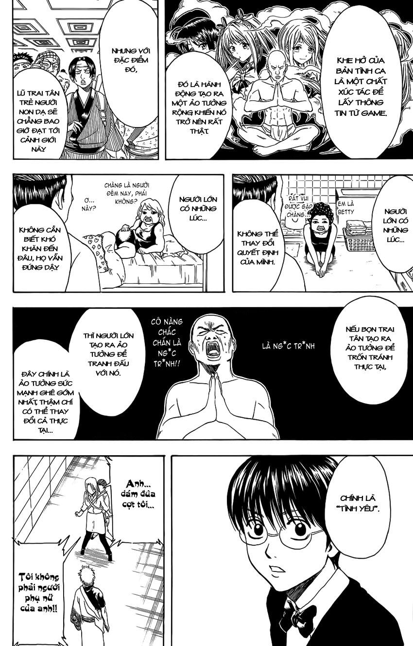 Gintama Chap 350 page 15 - Truyentranhaz.net