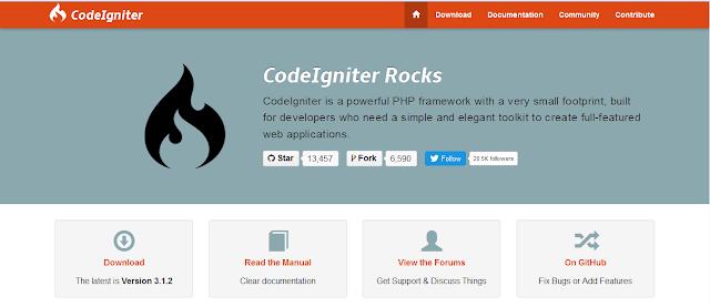 php,framework,codeigniter framework,php5,php7