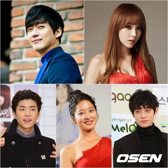 We Got Married Season 4' cast to appear on 'Radio Star' :: Daily K