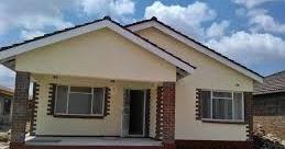 CIVIL SERVANTS HOUSES READY NEXT APRIL