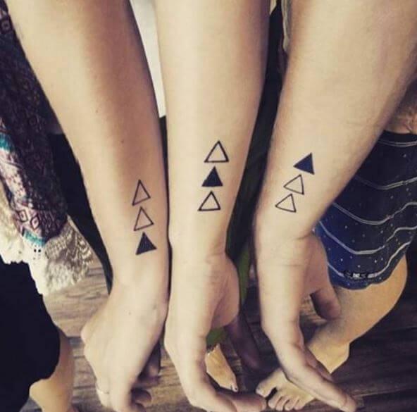 Illuminati Tattoos Simple