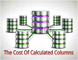 The Cost of Calculated Columns In SQL Database