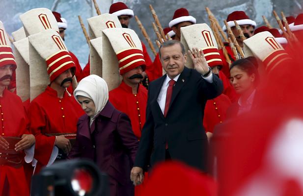 Το μεγάλο στοίχημα του δημοψηφίσματος στην Τουρκία